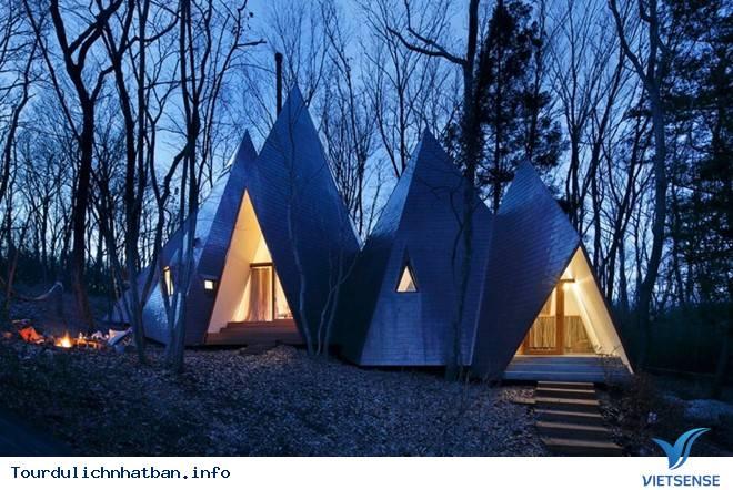 """Khám phá 6 công trình kiến trúc """"siêu dị"""" ở Nhật Bản - Ảnh 3"""