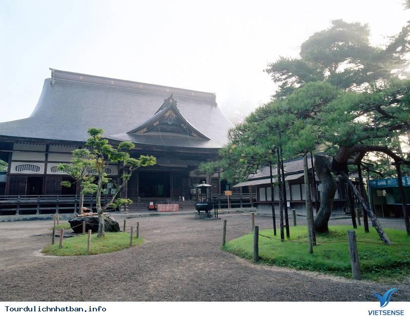 Khám phá kiến trúc Hiraizumi tỉnh Iwate miền đông Nhật Bản - Ảnh 1