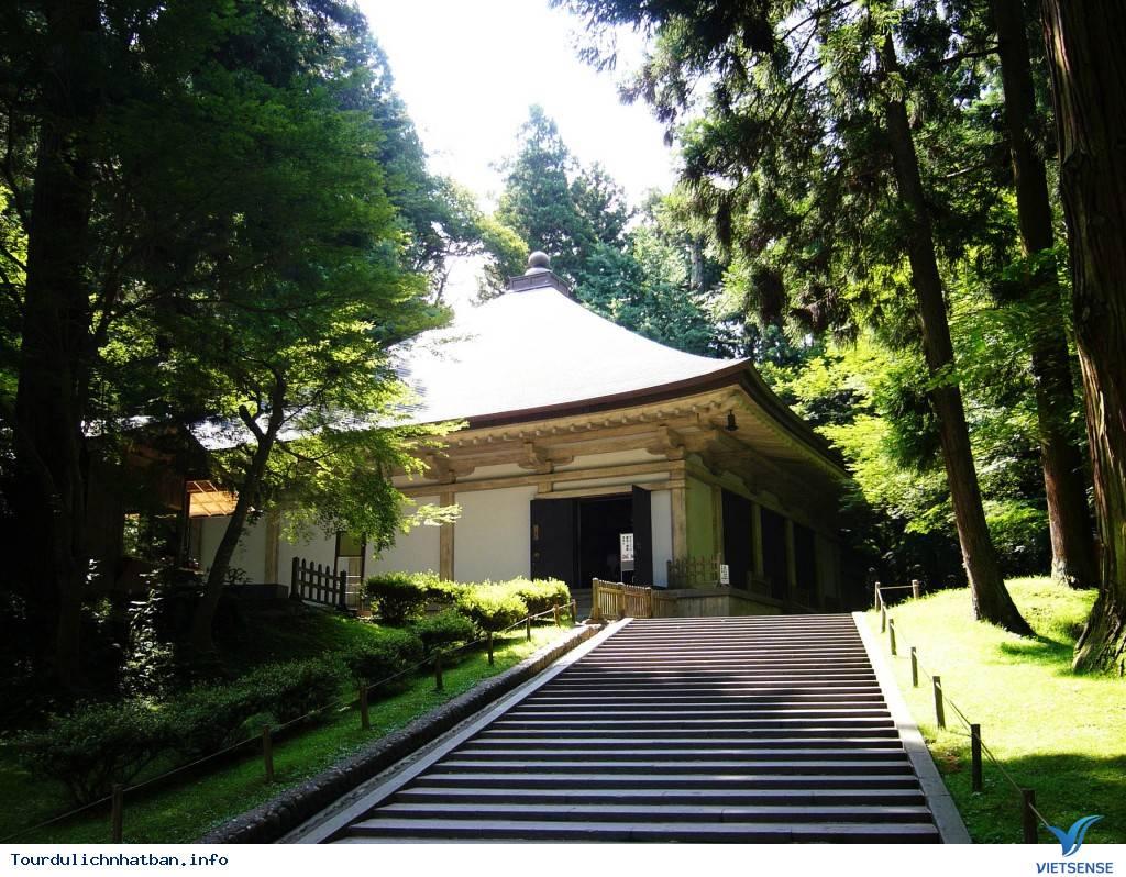 Khám phá kiến trúc Hiraizumi tỉnh Iwate miền đông Nhật Bản - Ảnh 2