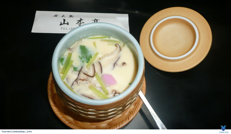 Khám phá món khai vị hết sức ý vị Chawamushi đến từ Nhật Bản - Ảnh 1