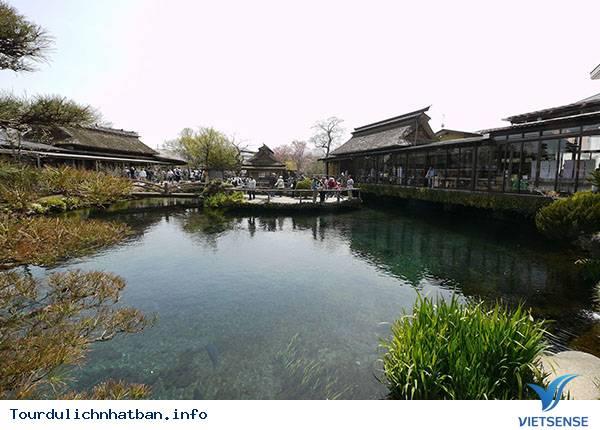 Khám phá ngôi làng cổ Oshino Hakkai dưới chân núi Phú Sĩ - Ảnh 2