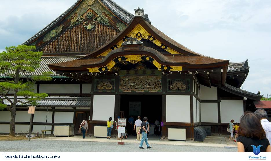Lâu Đài Nijo Ở Kyoto,Lau Dai Nijo O Kyoto