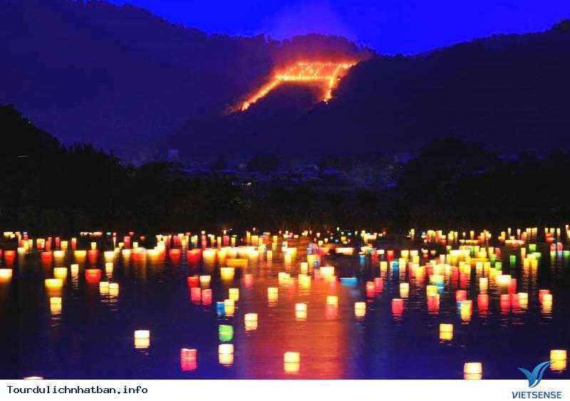 Lễ Hội Đốt Chữ Trên Núi Vô Cùng Rực Rỡ Của Nhật Bản - Ảnh 2
