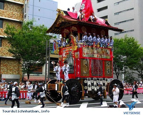 Lễ Hội Gion - Kyoto Nhật Bản, Le Hoi Gion  Kyoto Nhat Ban