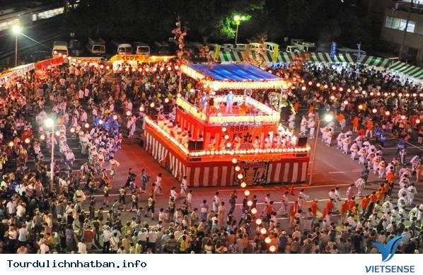 Lễ Vu Lan của người Nhật Bản - Ảnh 3