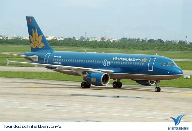 Lịch Các Chặng Bay Của Vietnam Airline Đi Nhật Bản