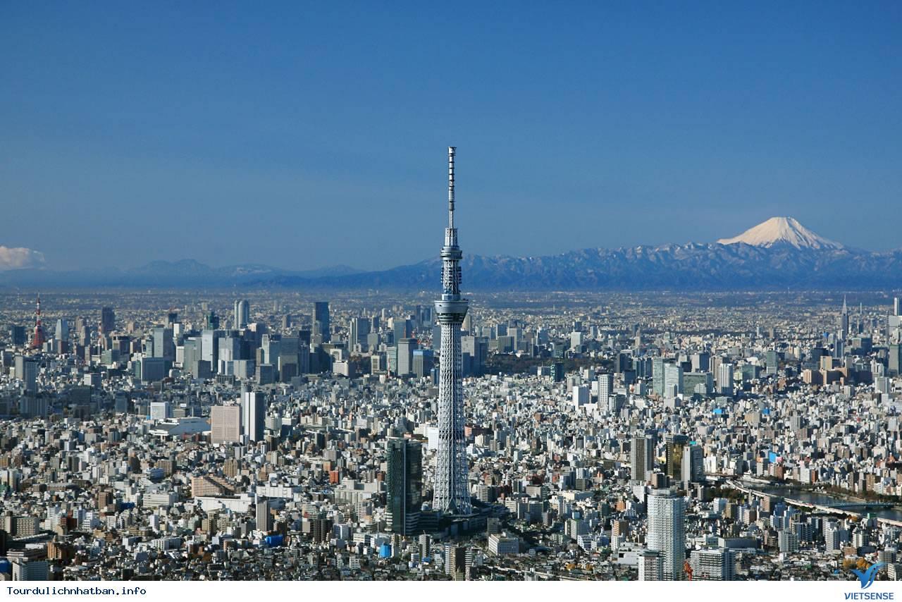 Muốn ngắm cảnh đêm Nhật Bản từ trên cao phải đến những địa điểm này