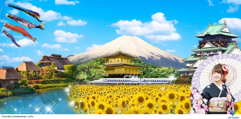 Nên Đi Đu Lịch Nhật Bản Vào Thời Điểm Nào Là Đẹp Nhất? - Ảnh 4