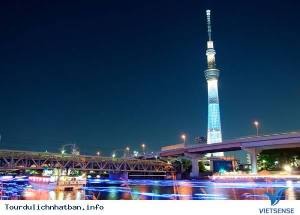 Ngắm nhìn toàn cảnh thành phố từ Tokyo Skytree - Ảnh 2