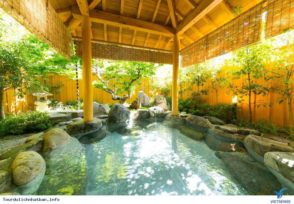 Nghi Thức Độc Đáo Khi Tắm Suối Nước Nóng Nhật Bản - Ảnh 6