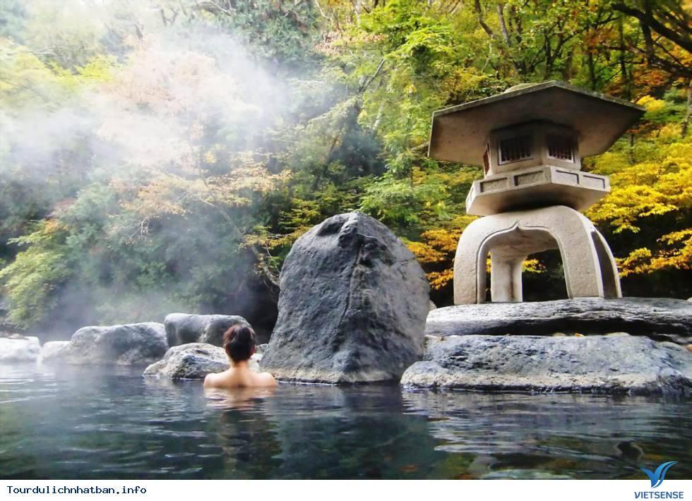 Nghi Thức Độc Đáo Khi Tắm Suối Nước Nóng Nhật Bản - Ảnh 3
