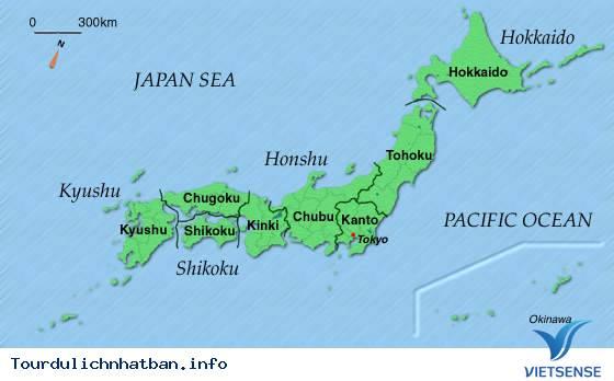 Nhật Bản có bao nhiêu tỉnh? Dân số, diện tích ra sao,nhat ban co bao nhieu tinh dan so dien tich ra sao