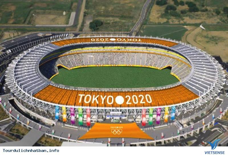 Nhật Bản Đã Sẵn Sàng Cho Olympic Mùa Hè 2020 - Ảnh 3