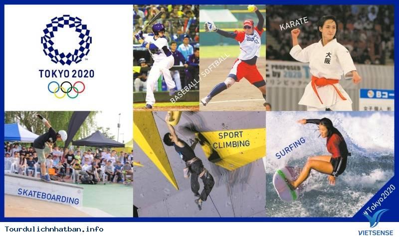 Nhật Bản Đã Sẵn Sàng Cho Olympic Mùa Hè 2020 - Ảnh 2