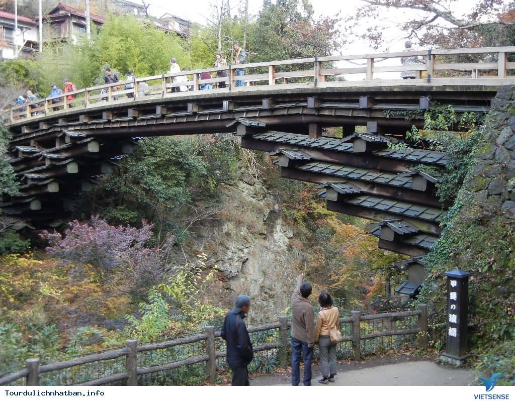 Những cây cầu nổi tiếng Nhật Bản,nhung cay cau noi tieng nhat ban