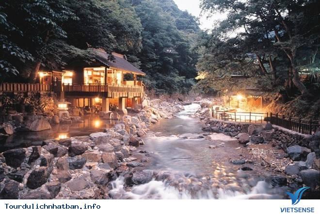 Những điểm đến thú vị khi du lịch Nhật Bản - Ảnh 5
