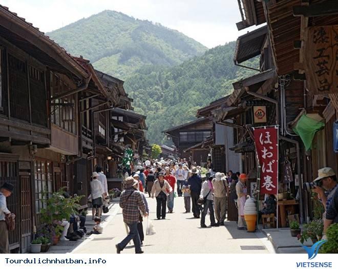 Những điểm đến thú vị khi du lịch Nhật Bản - Ảnh 1