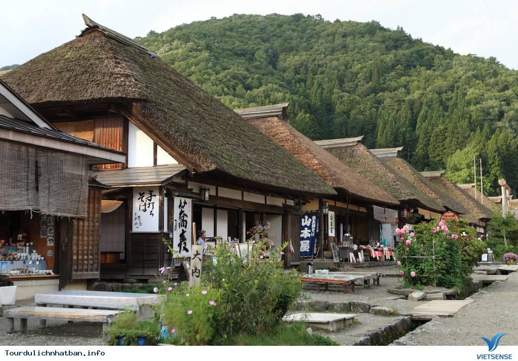 Những điểm tham quan cổ kính ở Nhật Bản thích hợp để bạn du xuân - Ảnh 2