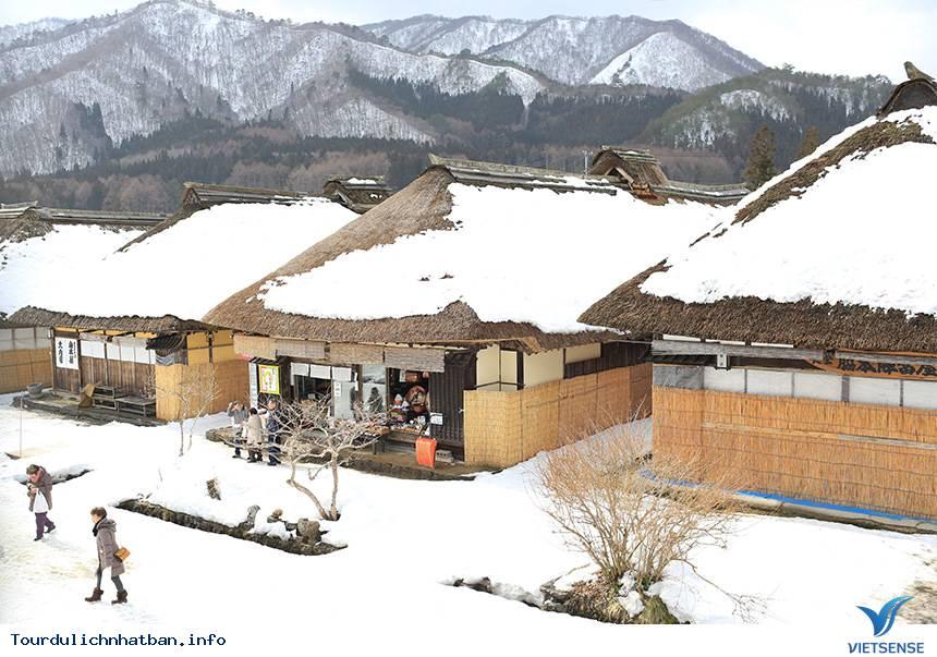Những điểm tham quan cổ kính ở Nhật Bản thích hợp để bạn du xuân - Ảnh 3