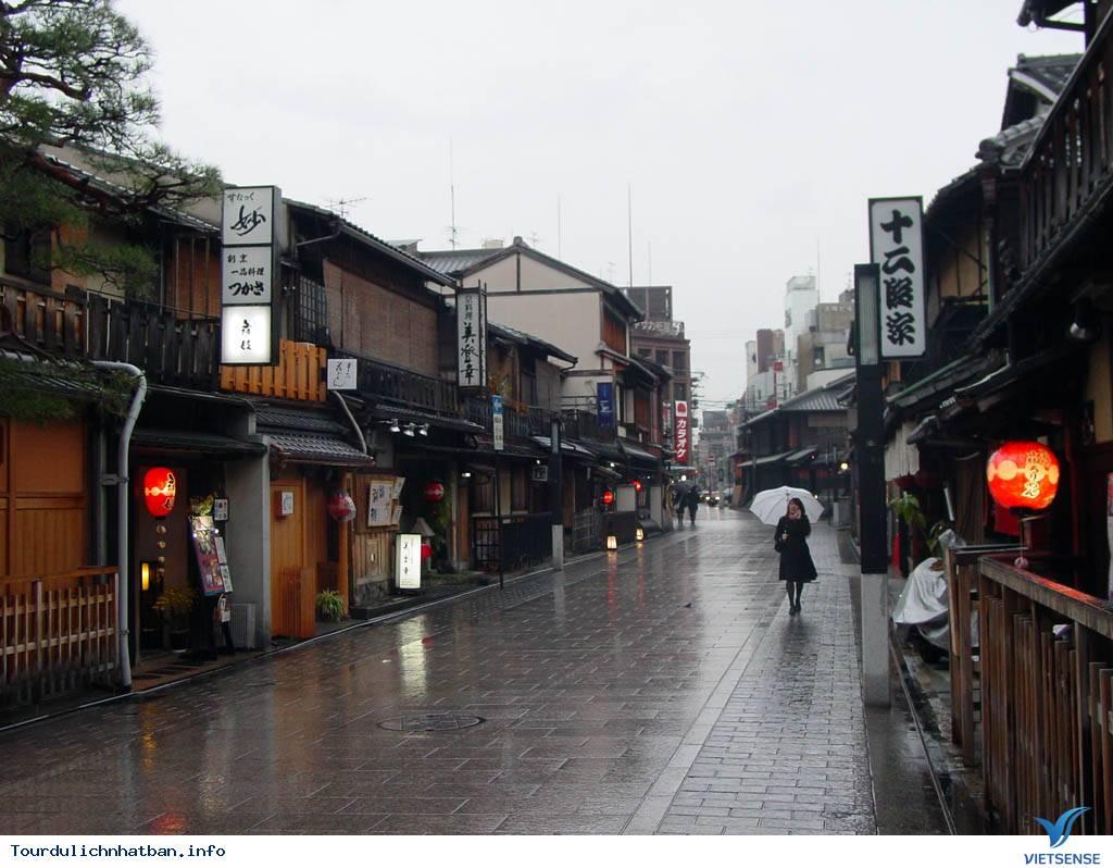Những Điểm Tham Quan Tại Cố Đô Kyoto
