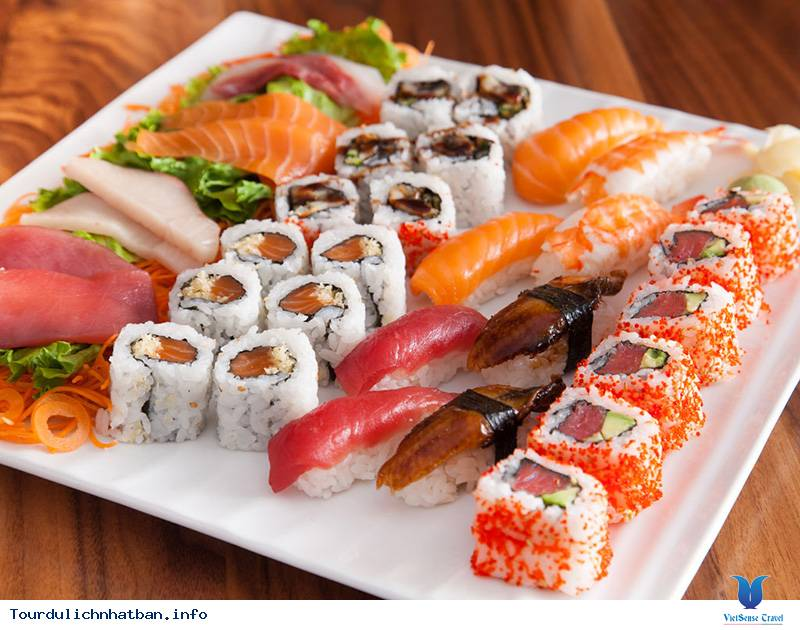 Những Lầm Tưởng Thường Thấy Về Món SuShi Nhật Bản - Ảnh 4