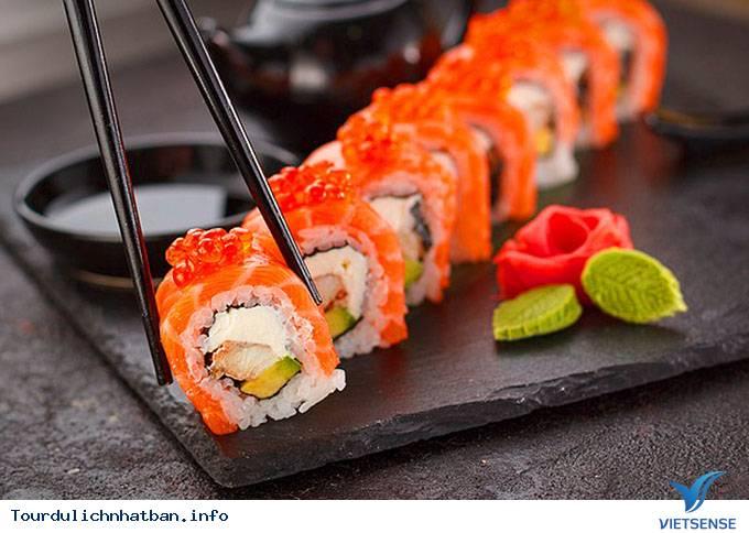 Những Lầm Tưởng Thường Thấy Về Món SuShi Nhật Bản - Ảnh 3