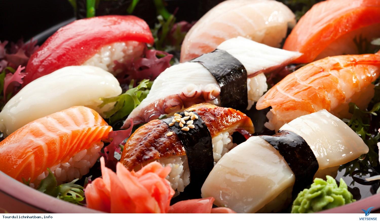 Những Lầm Tưởng Thường Thấy Về Món SuShi Nhật Bản - Ảnh 2