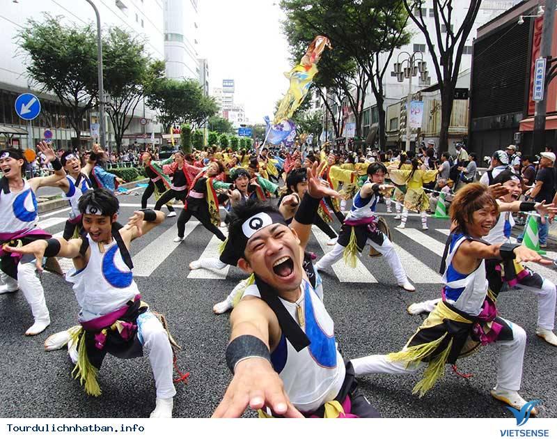 Những lễ hội đặc sắc  tại Nhật Bản vào tháng 10 và 11 - Ảnh 2