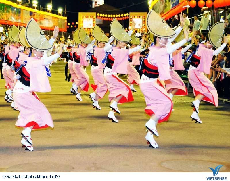 Những lễ hội đặc sắc  tại Nhật Bản vào tháng 10 và 11 - Ảnh 1