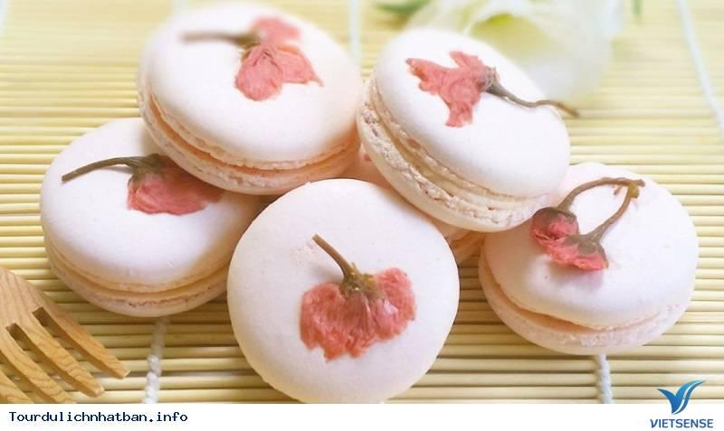 Những Món Ăn Đặc Biệt Từ Hoa Anh Đào Nhật Bản