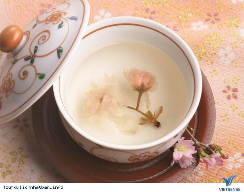 Những Món Ăn Đặc Biệt Từ Hoa Anh Đào Nhật Bản - Ảnh 1