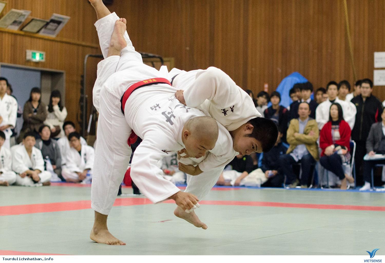 Những môn võ thuật truyền thống nổi tiếng tại đất nước Nhật Bản - Ảnh 3