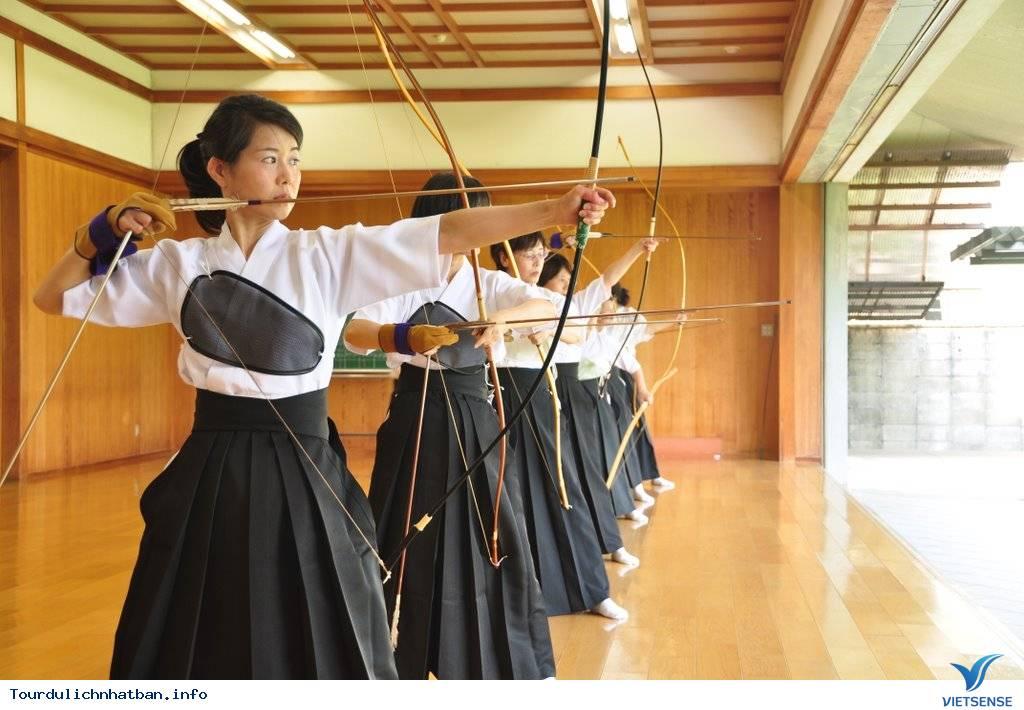 Những môn võ thuật truyền thống nổi tiếng tại đất nước Nhật Bản - Ảnh 6