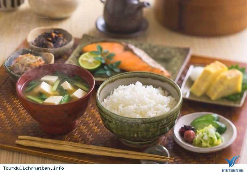 Những Nét Độc Đáo Trong Nền Ẩm Thực Nhật Bản