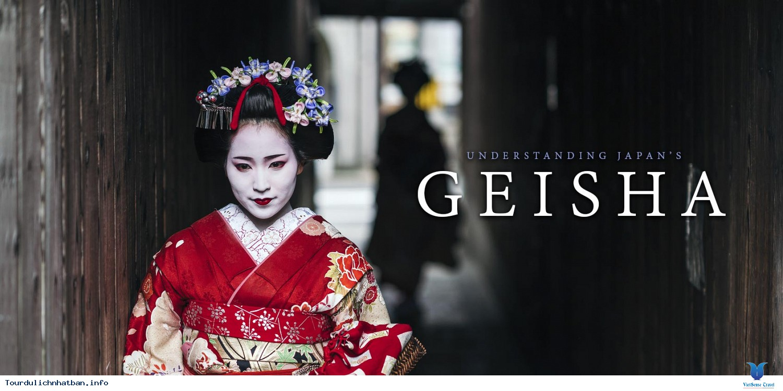 Những sự thật về Geisha