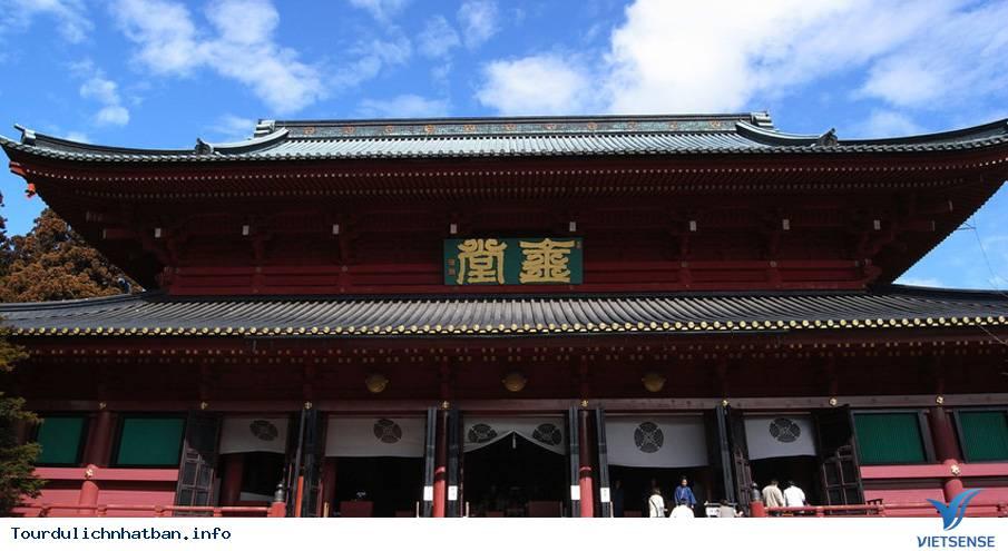 Nikko – thành phố nổi tiếng của Nhật Bản với nhiều đền chùa cổ kính - Ảnh 4