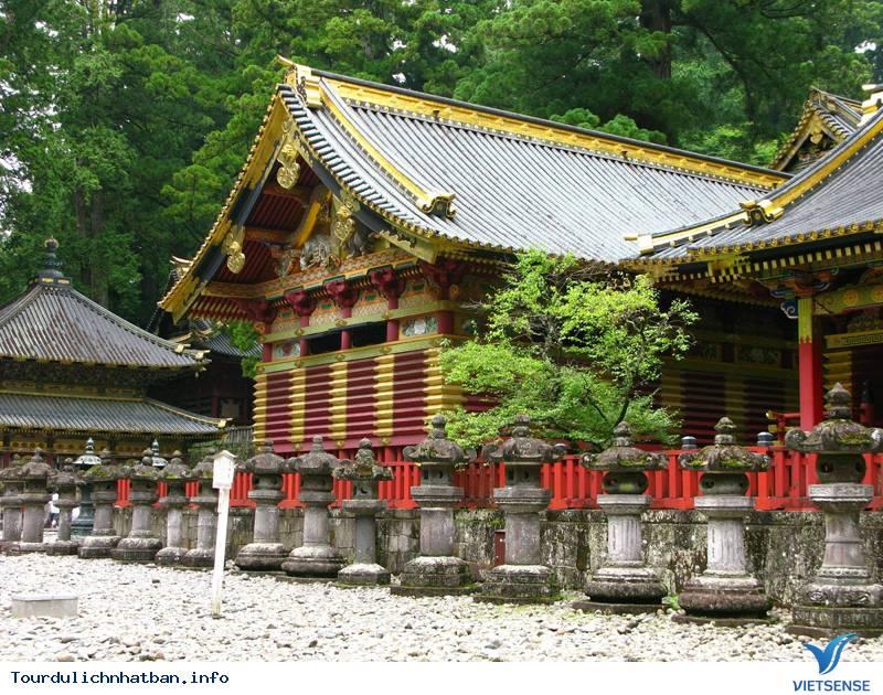 Nikko – thành phố nổi tiếng của Nhật Bản với nhiều đền chùa cổ kính