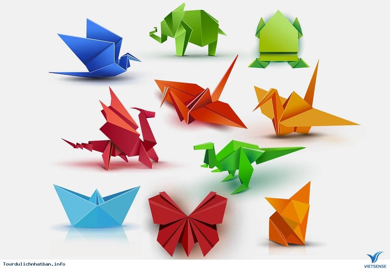 Origami - Nghệ Thuật Gấp Giấy
