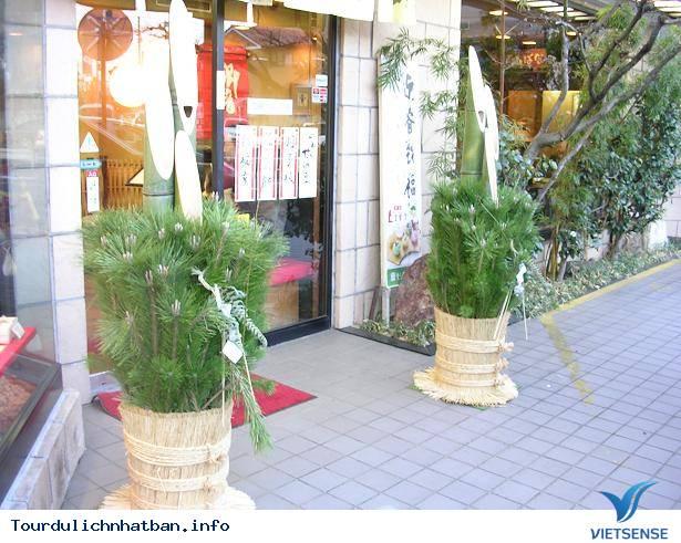 Oshougatsu- Tết cổ truyền tại Nhật Bản - Ảnh 1