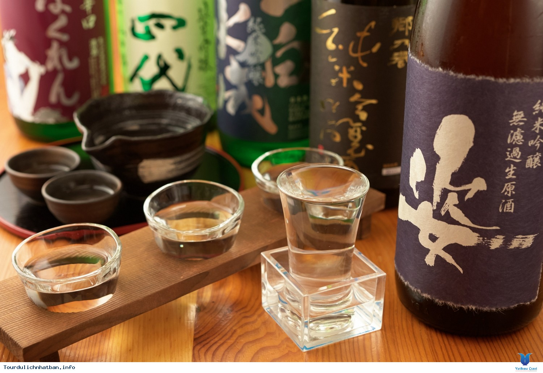 Rượu Sake- Nét Văn Hóa Của Người Nhật