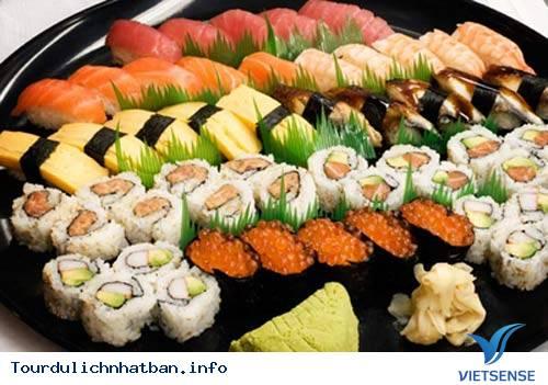 Sushi Nhật Bản,Sushi Nhat Ban