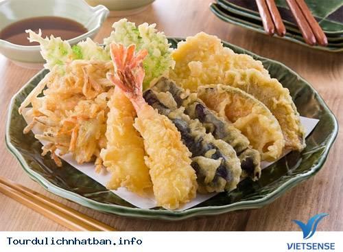 Tempura - Món ăn nổi tiếng của người Nhật - Ảnh 2