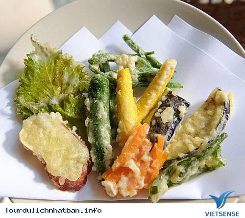 Tempura - Món ăn nổi tiếng của người Nhật - Ảnh 4