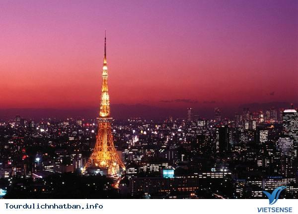 Tháp Tokyo,Thap Tokyo