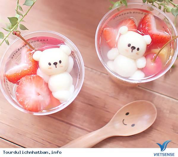 Thiên đường bánh ngọt Wagashi đặc sắc của Nhật Bản