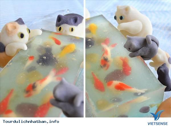 Thiên đường bánh ngọt Wagashi đặc sắc của Nhật Bản - Ảnh 6