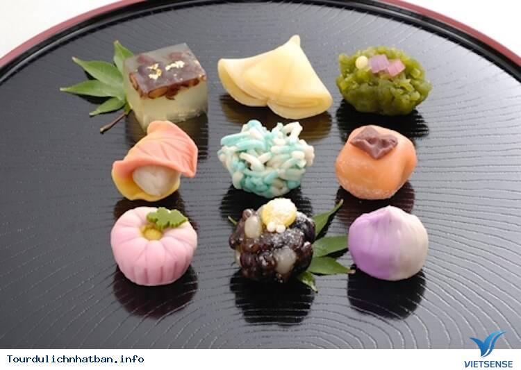 Thiên đường bánh ngọt Wagashi đặc sắc của Nhật Bản - Ảnh 4