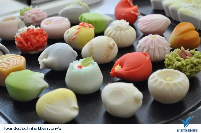 Thiên đường bánh ngọt Wagashi đặc sắc của Nhật Bản - Ảnh 3
