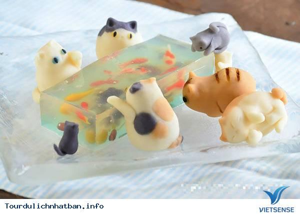 Thiên đường bánh ngọt Wagashi đặc sắc của Nhật Bản - Ảnh 5