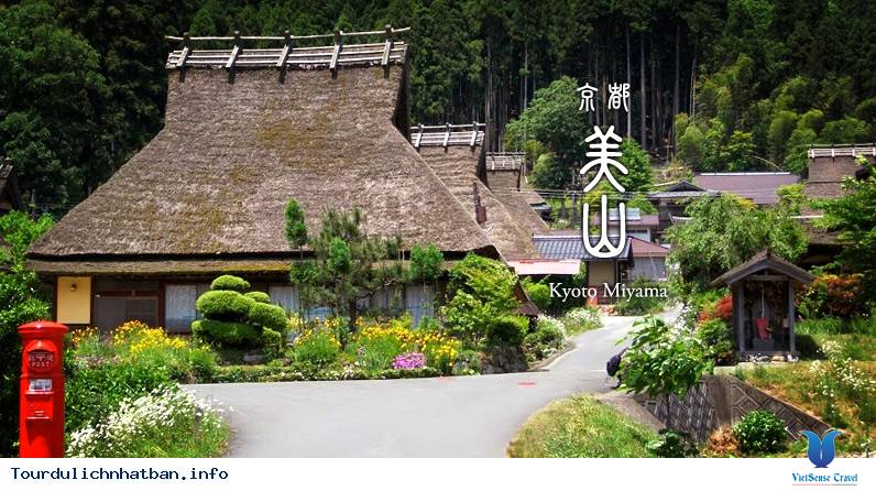 Tìm hiểu về làng mái tranh cổ xưa nhất Nhật Bản – Miyama - Ảnh 1